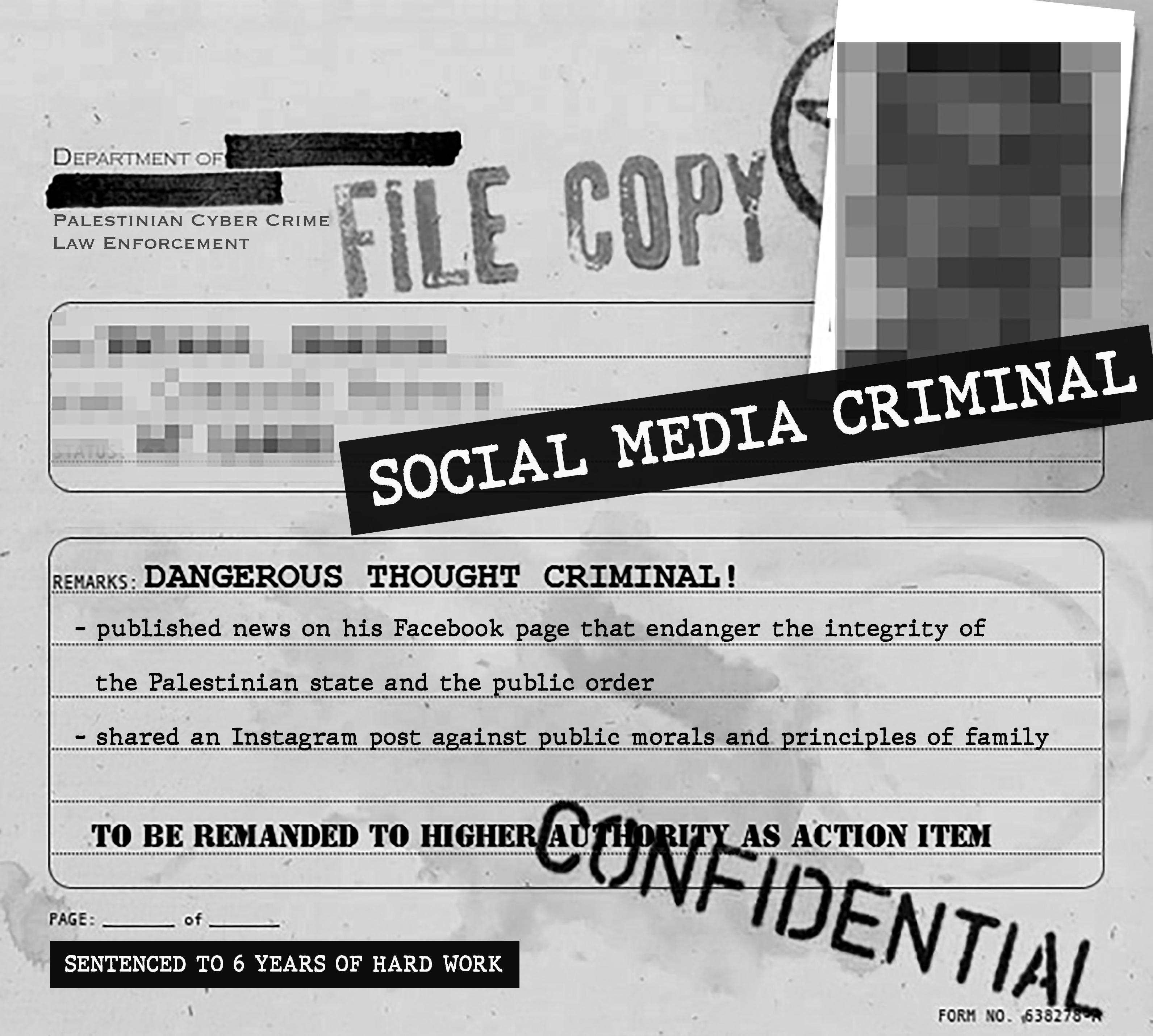 Hashtag Palestine: A disturbing case of digital state surveillance